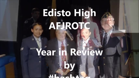 Thumbnail for entry Edisto High AFJROTC 2017 Year in Review