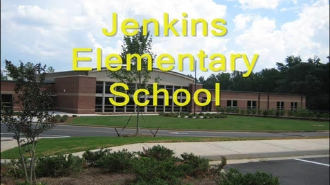Thumbnail for entry Behind the Glass at Jenkins ES