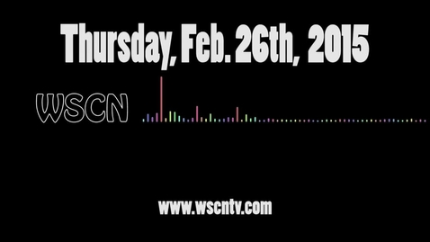 Thumbnail for entry WSCN 02.26.15