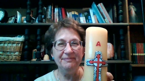 Thumbnail for entry How to Make a Paschal Candle