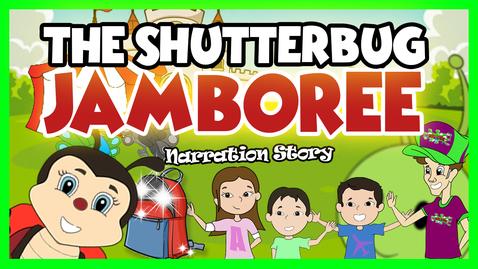 Thumbnail for entry The Story Of Shutterbug Jamboree | Story Books For Children | Master Plaster Stories