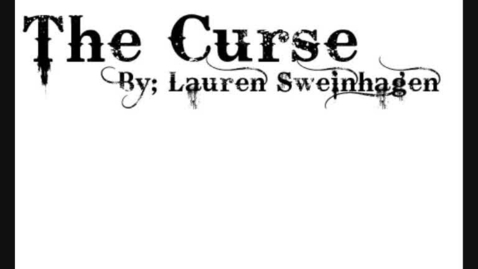 Thumbnail for entry The Curse