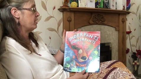 Thumbnail for entry Underpants wonderpants by Peter Bentley and Deborah Meimon