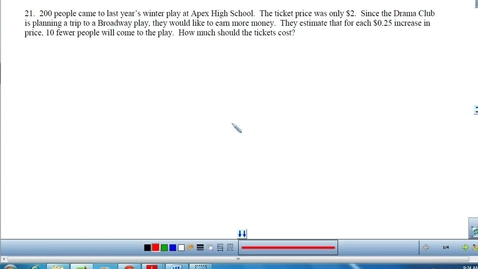 Thumbnail for entry AFM Unit 2 Review (4 problems)