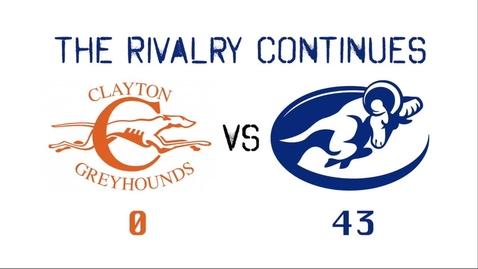 Thumbnail for entry Ladue vs Clayton highlight video