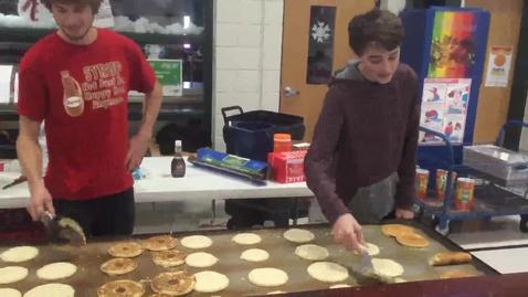 Thumbnail for entry Pancake Breakfast
