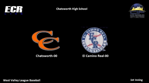 Thumbnail for entry Vs. Chatsworth Baseball