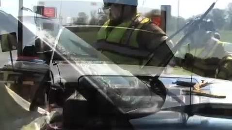 Thumbnail for entry Grand Valley Mock Crash