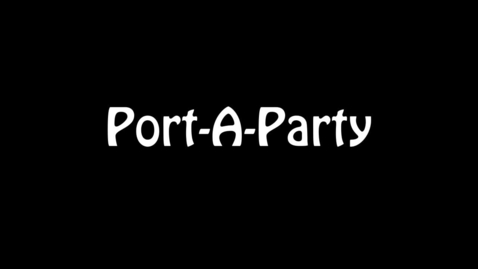 Thumbnail for entry Porta Party