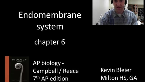 Thumbnail for entry Endomembrane system (protein production)