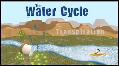 Thumbnail for entry The Water Cycle - Untamed Science