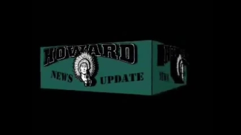 Thumbnail for entry Howard News Update 03.06.2013