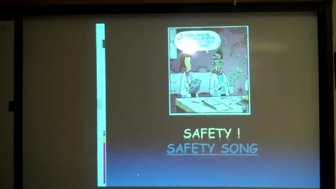 Thumbnail for entry General Lab Safety