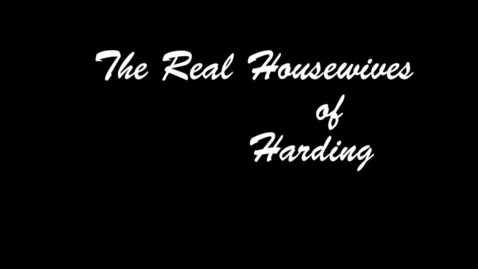 Thumbnail for entry The Real Housewives of Harding - WSCN 2015/2016