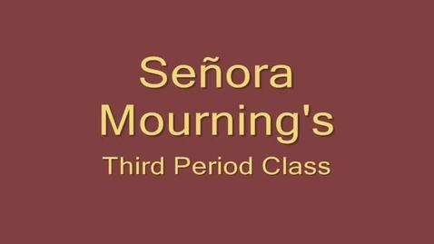 Thumbnail for entry Somos El Mundo 3rd Period
