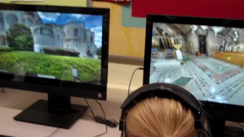 Thumbnail for entry St. Louis School Kindergarten Uses Virtual Reality To Visit The Immaculate Conception in DC