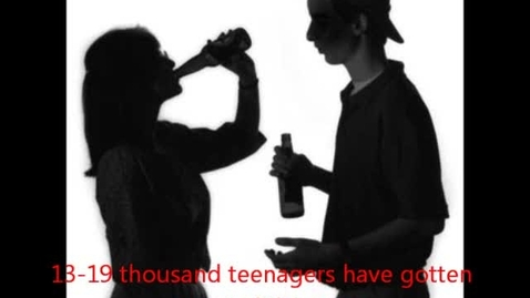 Thumbnail for entry Underage Drinking