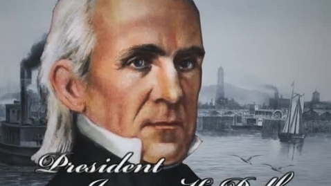 Thumbnail for entry President Polk and the Mexican American War