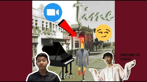 Thumbnail for entry New Religion (Bill Fulton)    Sequoyah Middle School Music Virtual Jazz   Student Project