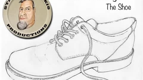 Thumbnail for entry Contour Line Drawing: Shoe