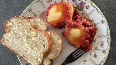 Thumbnail for entry How to Make Shakshuka by Shy