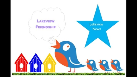 Thumbnail for entry Lakeview News February 9, 2015
