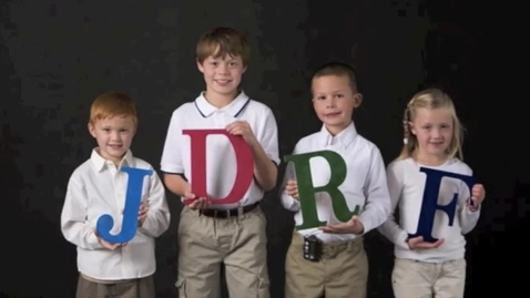 Thumbnail for entry Ryan's Rangers JDRF Walk for a Cure