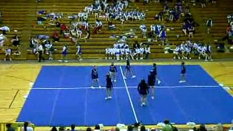 Thumbnail for entry Bangor State Cheering Champinonship