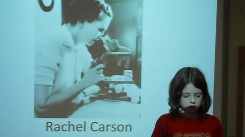 Thumbnail for entry Rachel Carson