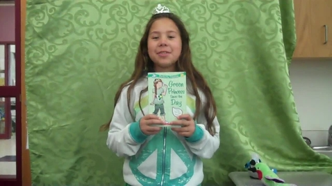 Thumbnail for entry Perfectly Princess #3: Green Princess Saves the Day by Alyssa Crowne