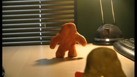 Thumbnail for entry Claymation Fight