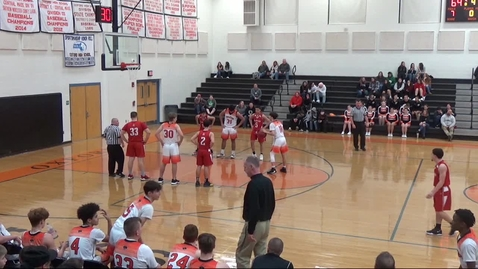 Thumbnail for entry OHS V Boys Basketball v Southbridge
