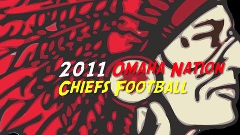 Thumbnail for entry 2011 Omaha Nation Football Game 3