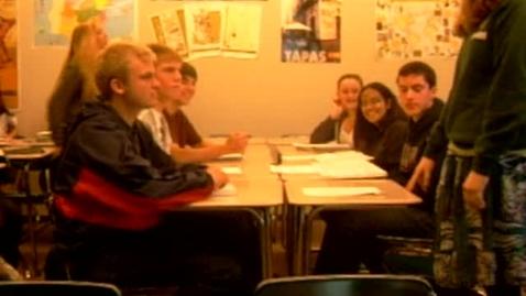 Thumbnail for entry AP Spanish Debate Salud (team #2, pt. 1)