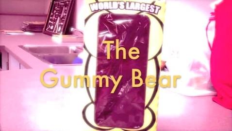Thumbnail for entry The Gummy Bear