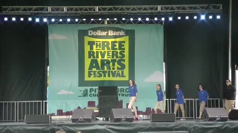Thumbnail for entry WPSD's SignShine at The Three Rivers Arts Festival