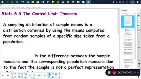 Thumbnail for entry Sstatistics 6.5