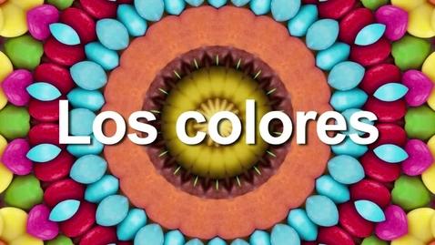 Thumbnail for entry Los Colores en Español -