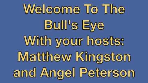 Thumbnail for entry LMHS Bullseye Vol. 3 Iss. 2