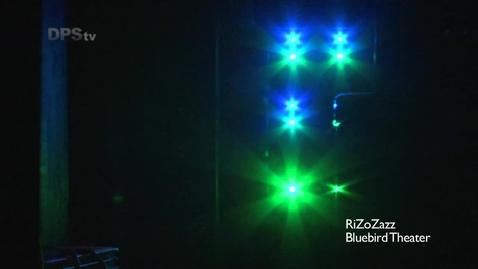 "Thumbnail for entry RiZoZazz ""Tenor Madness"" live @The Bluebird"