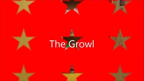 Thumbnail for entry The Growl