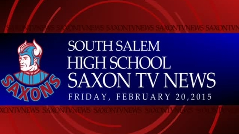 Thumbnail for entry SaxonTV 022015