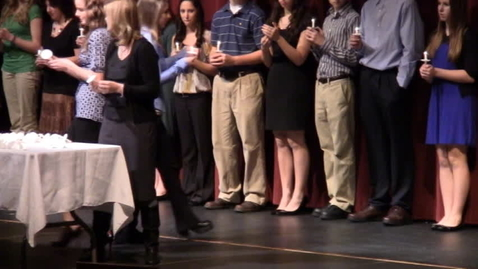 Thumbnail for entry NHS ceremony