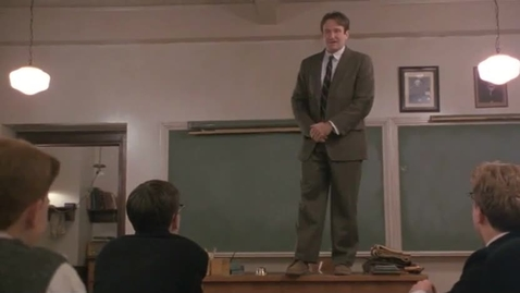 Thumbnail for entry Dead Poets Society - Parte 3
