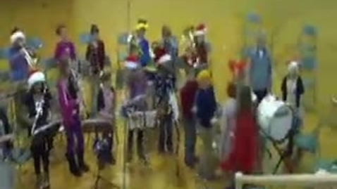 Thumbnail for entry Roosevelt and Alliance Charter Instrumental Caroling