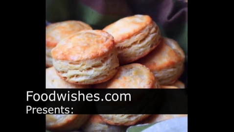 Thumbnail for entry How to Make Buttermilk Biscuits - Easy Buttermilk Biscuits Recipe