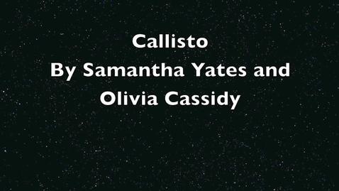 Thumbnail for entry Callisto Sam Y Ollivia