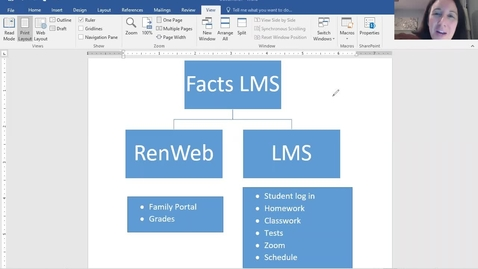 Thumbnail for entry FACTS LMS Tutorial