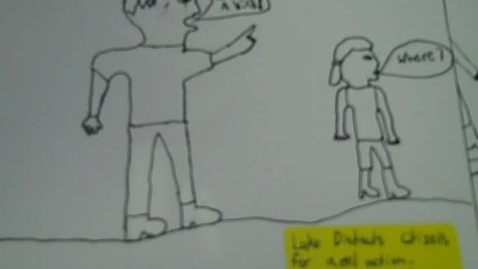 Thumbnail for entry L.I.E. Comic Jared and Co.
