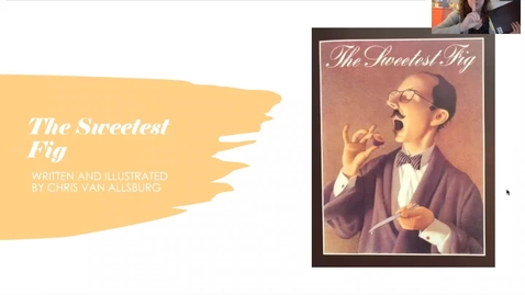 Thumbnail for entry The Sweetest Fig by Chris Van Allsburg - Read Aloud
